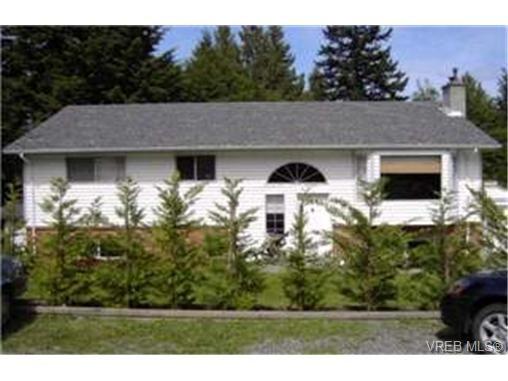 Main Photo:  in SHAWNIGAN LAKE: ML Shawnigan House for sale (Malahat & Area)  : MLS®# 399623