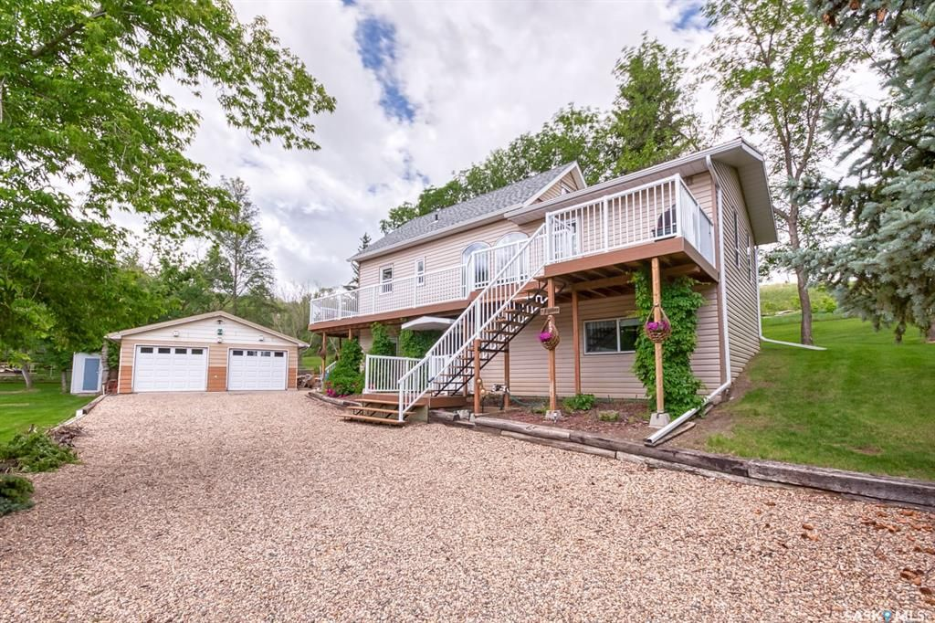 Main Photo: 107 North Haven Drive in Buffalo Pound Lake: Residential for sale : MLS®# SK860424