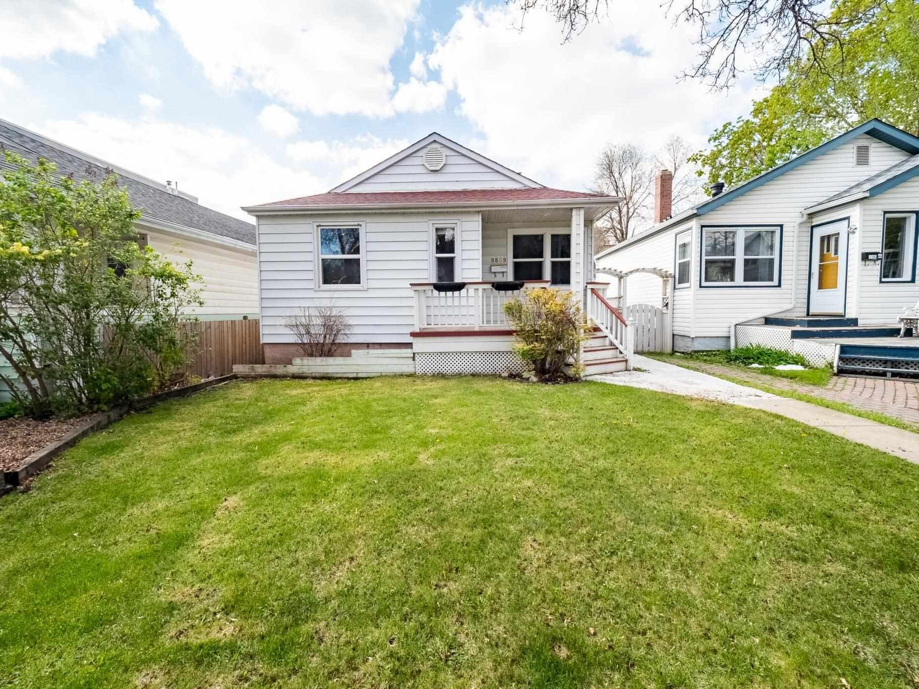 Main Photo: 9809 83 Avenue in Edmonton: Zone 15 House for sale : MLS®# E4242308