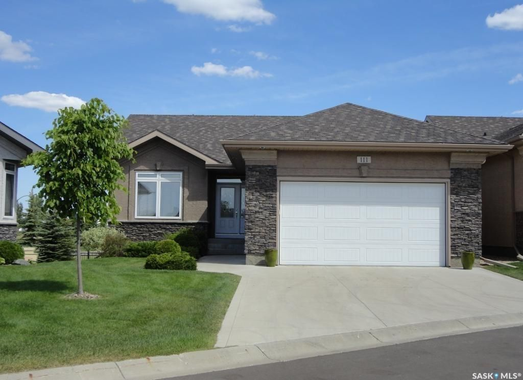 Main Photo: 111 201 Cartwright Terrace in Saskatoon: The Willows Residential for sale : MLS®# SK851519