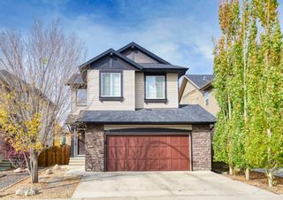 Photo 1: 76 Brightoncrest Rise SE in Calgary: New Brighton Detached for sale : MLS®# A1153438