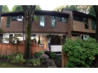 Photo 1: 4786 Fernglen Place in Burnaby: Greentree Village Townhouse for sale (Burnaby South)  : MLS®# v1086985