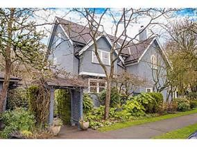 Main Photo: 2886 Columbia St Street in Vancouver: Townhouse for sale (Vancouver East)  : MLS®# V1054785