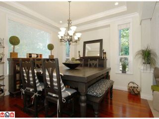 """Photo 3: 14160 33RD Avenue in Surrey: Elgin Chantrell House for sale in """"Estates at Elgin Creek"""" (South Surrey White Rock)  : MLS®# F1123079"""