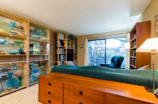 """Photo 3: 112 1990 W 6TH Avenue in Vancouver: Kitsilano Condo for sale in """"Mapleview Place"""" (Vancouver West)  : MLS®# R2023679"""