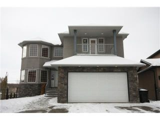 Main Photo: 51 WESTON Rise SW in CALGARY: West Springs Residential Detached Single Family for sale (Calgary)  : MLS®# C3544531