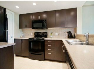 "Photo 2: 206 295 GUILDFORD Way in Port Moody: North Shore Pt Moody Condo for sale in ""THE BENTLEY"" : MLS®# V1084423"
