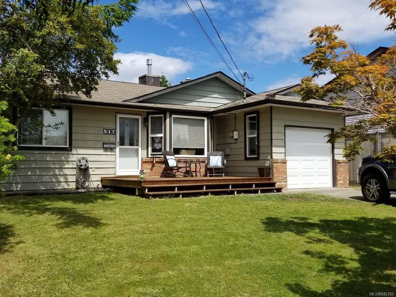 Main Photo: 517 Holly Pl in CAMPBELL RIVER: CR Willow Point House for sale (Campbell River)  : MLS®# 840765