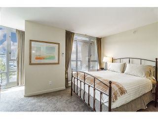 """Photo 8: 1035 MARINASIDE Crescent in Vancouver: Yaletown Townhouse for sale in """"Quaywest"""" (Vancouver West)  : MLS®# V1003827"""