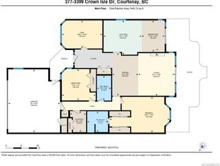 Photo 48: 377 3399 Crown Isle Dr in Courtenay: CV Crown Isle Row/Townhouse for sale (Comox Valley)  : MLS®# 888338
