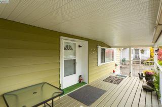 Photo 3: 28 1498 Admirals Rd in VICTORIA: Es Esquimalt Manufactured Home for sale (Esquimalt)  : MLS®# 772790