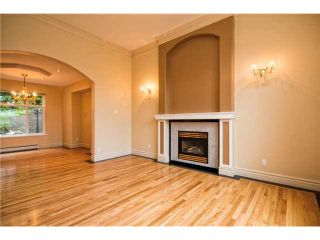 Photo 3: 3088 FIRESTONE Place in Coquitlam: Westwood Plateau House for sale : MLS®# V1066536