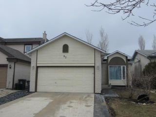 Photo 1: 67 Timberline Drive in WINNIPEG: East Kildonan Residential for sale (North East Winnipeg)  : MLS®# 1307954