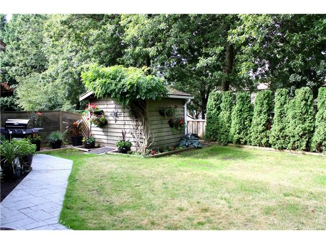 """Main Photo: 7413 TAMARIND Drive in Vancouver: Champlain Heights Townhouse for sale in """"THE UPLANDS"""" (Vancouver East)  : MLS®# V908098"""