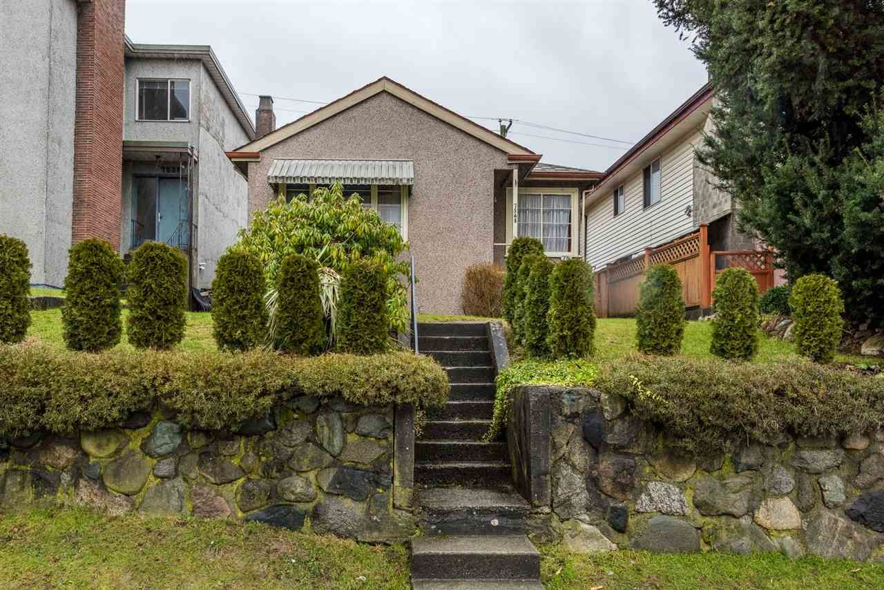 Main Photo: 7568 FRASER STREET in : South Vancouver House for sale (Vancouver East)  : MLS®# R2139422