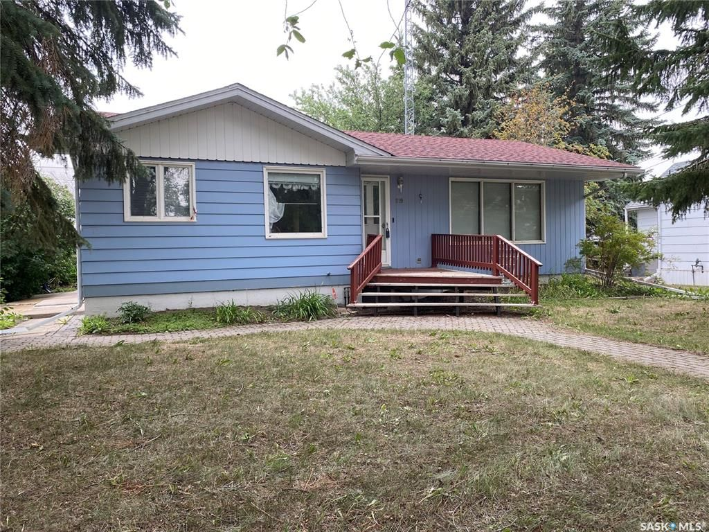 Main Photo: 219 Lily Street in Balcarres: Residential for sale : MLS®# SK865623