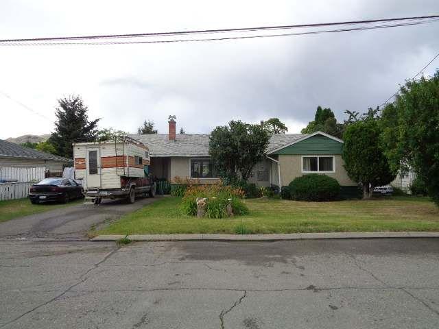 Main Photo: 646 Regina Avenue in Kamloops: North Shore House for sale : MLS®# 135313