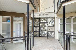 Photo 29: 349 10403 122 Street in Edmonton: Zone 07 Condo for sale : MLS®# E4242169
