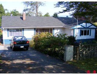 "Photo 1: 11315 LOUGHREN Drive in Surrey: Bolivar Heights House for sale in ""ELLENDALE/BIRDLAND"" (North Surrey)  : MLS®# F2915521"