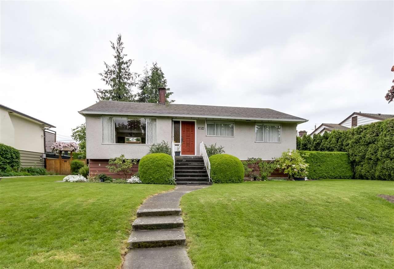 Main Photo: 3814 DUBOIS STREET in : Suncrest House for sale : MLS®# R2064008