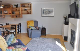 """Photo 7: 316 214 ELEVENTH Street in New Westminster: Uptown NW Condo for sale in """"Discovery Beach"""" : MLS®# R2548375"""