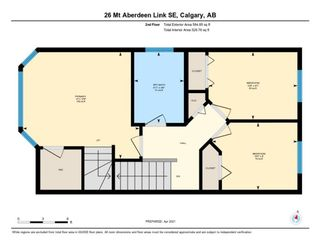 Photo 36: 26 Mt Aberdeen Link SE in Calgary: McKenzie Lake Detached for sale : MLS®# A1095540