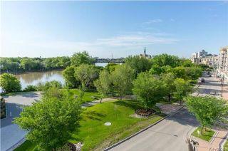 Photo 18: 705 340 Waterfront Drive in Winnipeg: Exchange District Condominium for sale (9A)  : MLS®# 1716323