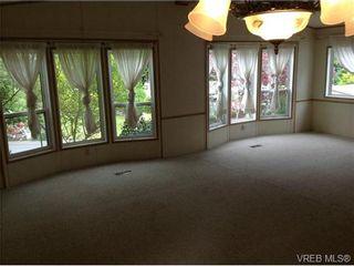 Photo 4: 515 2850 Stautw Rd in SAANICHTON: CS Hawthorne Manufactured Home for sale (Central Saanich)  : MLS®# 702862