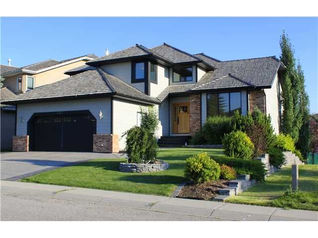 Main Photo: 293 WOODBRIAR Circle SW in CALGARY: Woodbine Residential Detached Single Family for sale (Calgary)  : MLS®# C3579624