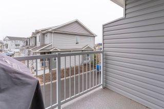 Photo 27: 22 2121 HADDOW Drive in Edmonton: Zone 14 Townhouse for sale : MLS®# E4234555