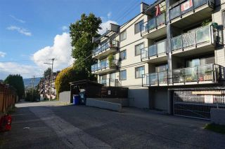 "Photo 1: 214 240 MAHON Avenue in North Vancouver: Lower Lonsdale Condo for sale in ""Seadale Place"" : MLS®# R2509040"