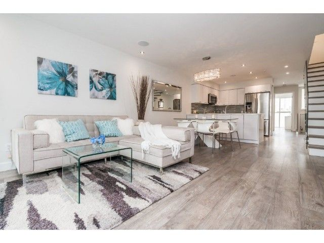 Photo 3: Photos: 3330 COBBLESTONE AV in VANCOUVER: Champlain Heights Townhouse for sale (Vancouver East)  : MLS®# R2195762