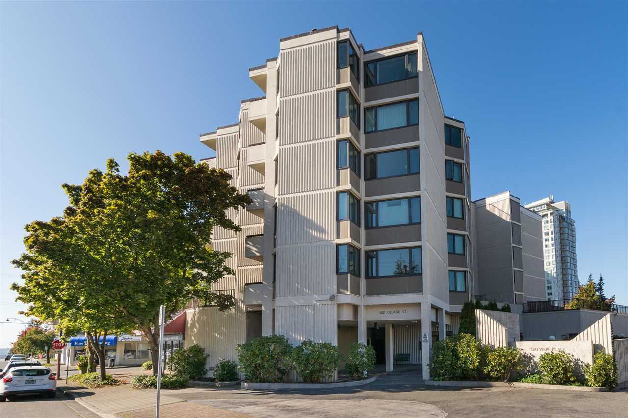 Main Photo: 504 1521 GEORGE Street: White Rock Condo for sale (South Surrey White Rock)  : MLS®# R2129254