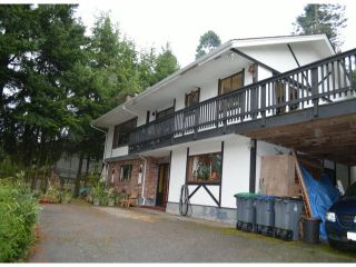 Photo 1: 2800 BAYVIEW Street in Surrey: Crescent Bch Ocean Pk. House for sale (South Surrey White Rock)  : MLS®# F1327230