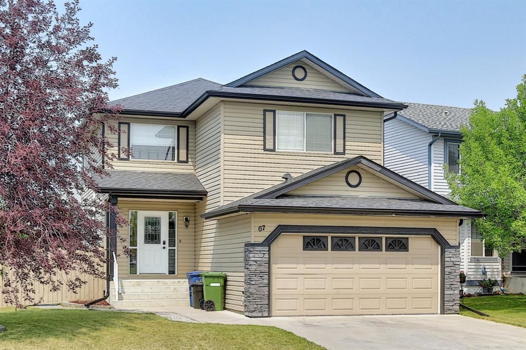 Main Photo: 67 Thornbird Way SE: Airdrie Detached for sale : MLS®# A1133575