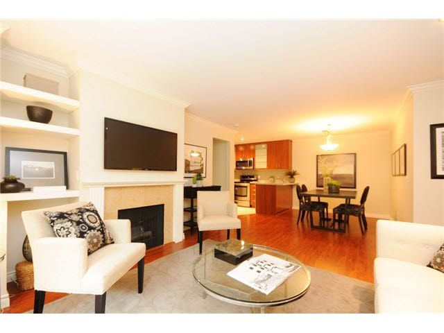 Main Photo: 105 1125 GILFORD STREET in : West End VW Condo for sale : MLS®# V1068606