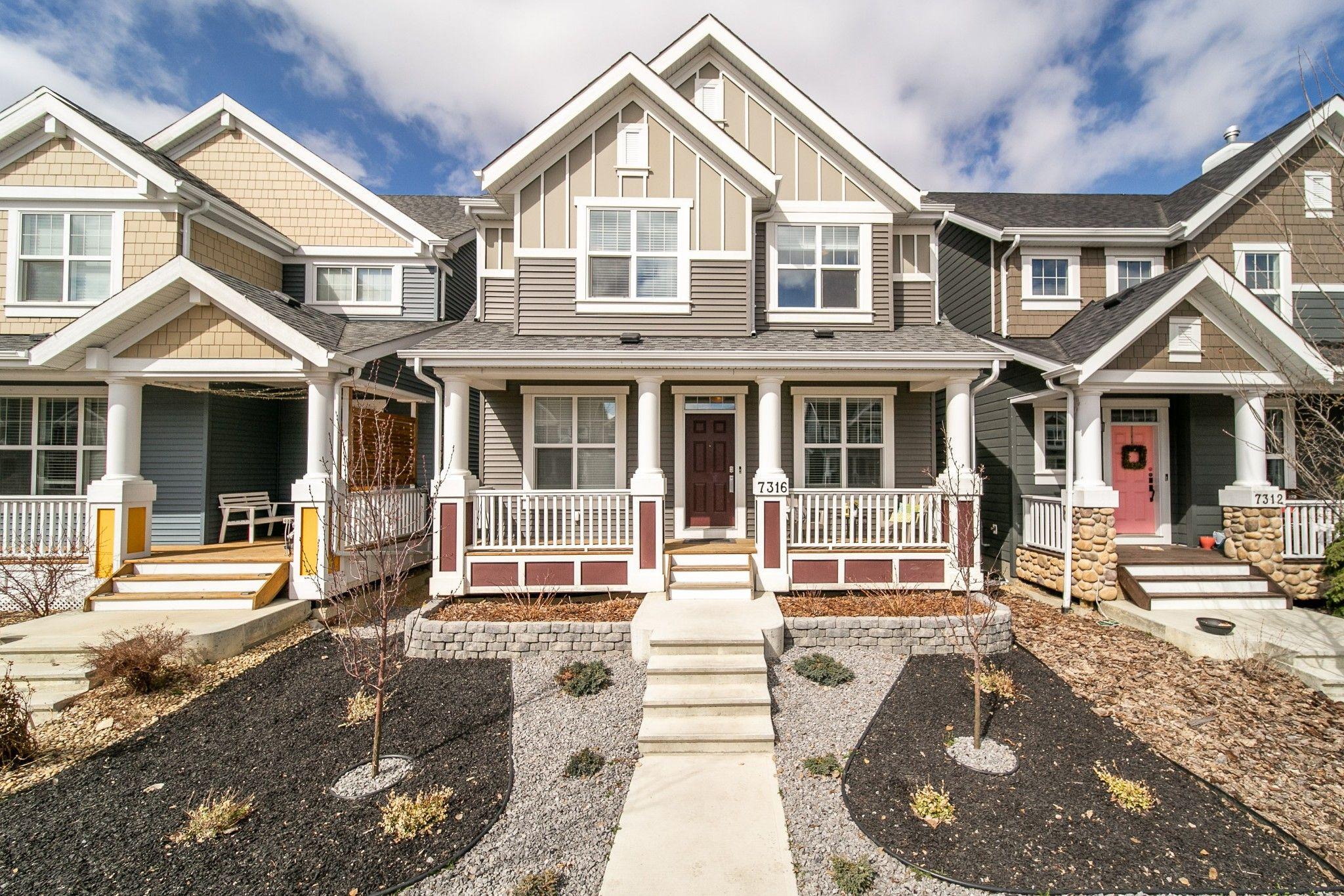 Main Photo: 7316 Summerside Grande Boulevard Boulevard NW in Edmonton: summerside House for sale : MLS®# E4240191