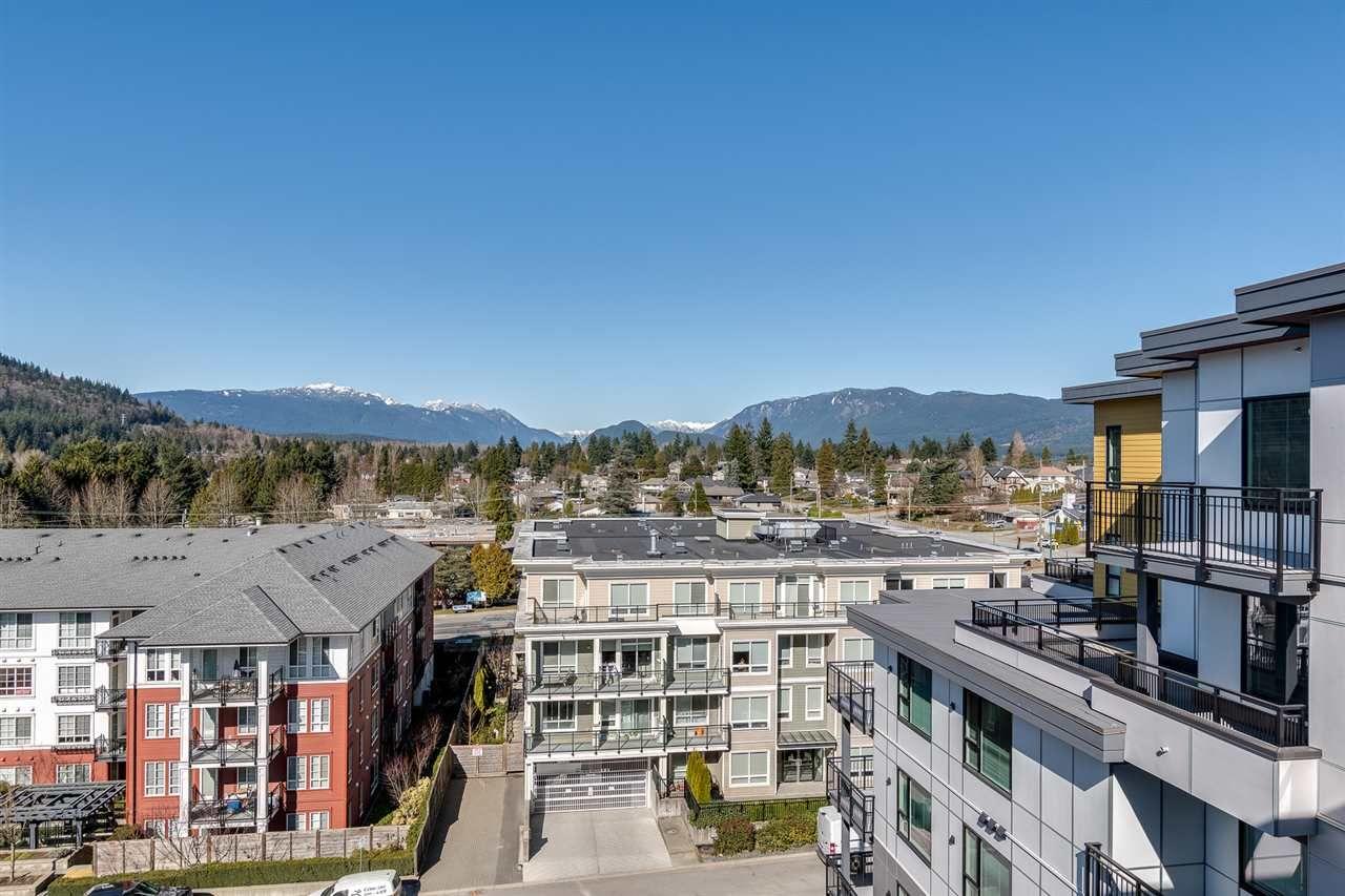 Main Photo: 612 621 REGAN Avenue in Coquitlam: Coquitlam West Condo for sale : MLS®# R2446485