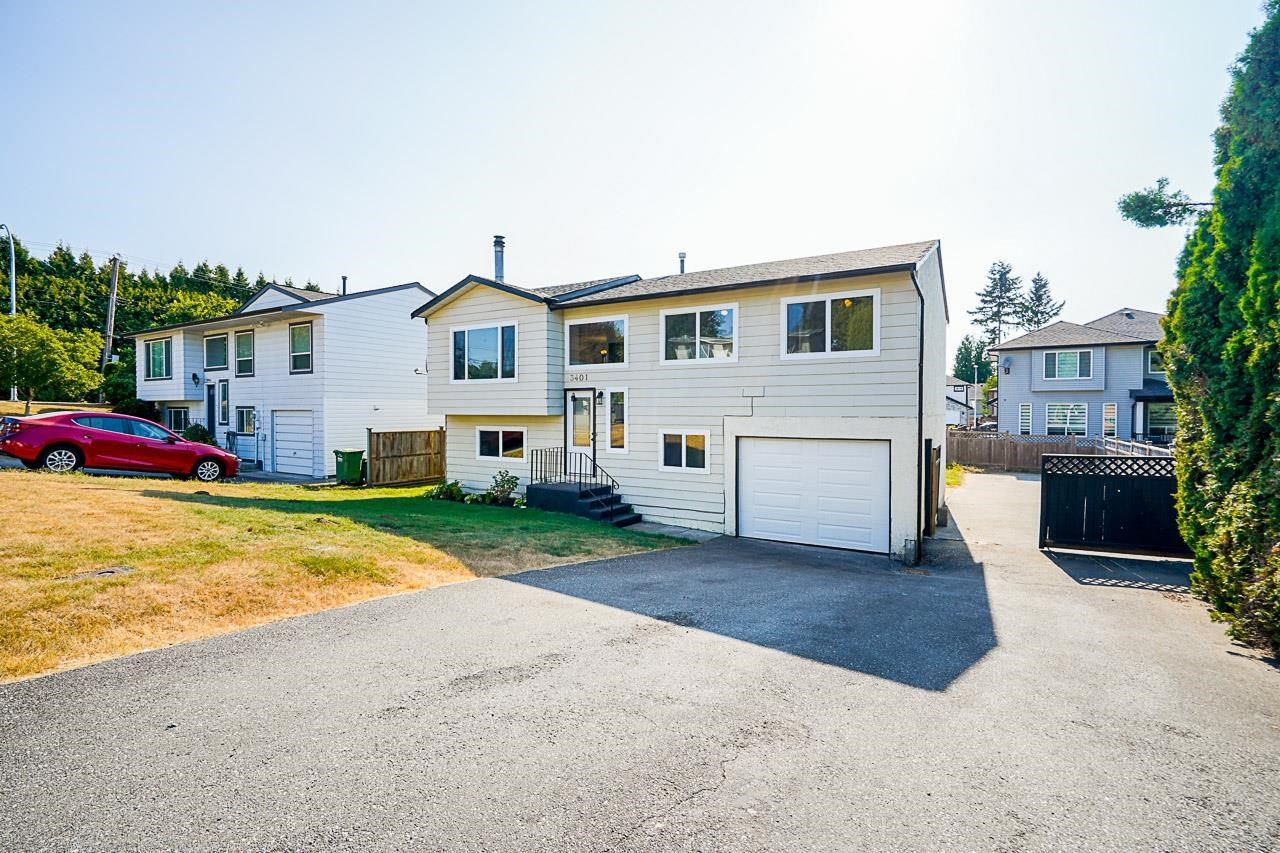 Main Photo: 3401 JUNIPER Crescent in Abbotsford: Abbotsford East House for sale : MLS®# R2604754