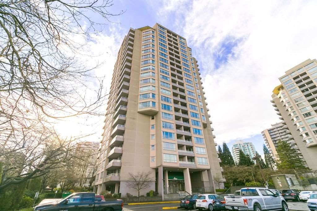 "Main Photo: 1402 6055 NELSON Avenue in Burnaby: Forest Glen BS Condo for sale in ""LA MIRAGE"" (Burnaby South)  : MLS®# R2233269"