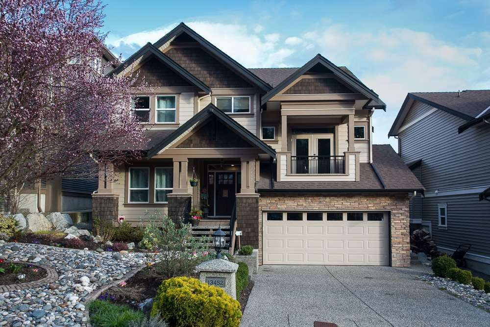 """Main Photo: 13452 235 Street in Maple Ridge: Silver Valley House for sale in """"Silver Valley"""" : MLS®# R2253084"""