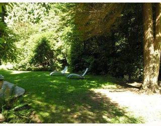 """Photo 3: 4075 CAPILANO PARK Road in North_Vancouver: Canyon Heights NV House for sale in """"CAPILANO"""" (North Vancouver)  : MLS®# V667641"""