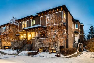 Photo 24: Unit #1 1938 24A Street SW in Calgary: Richmond Row/Townhouse for sale : MLS®# A1057444