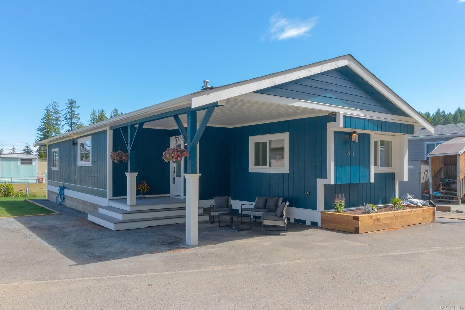 Main Photo: 81 2911 Sooke Lake Rd in : La Goldstream Manufactured Home for sale (Langford)  : MLS®# 878874