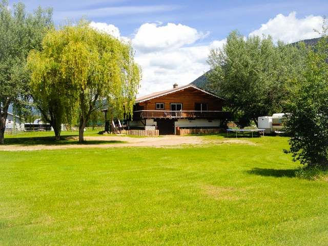 Main Photo: 4086 Dixon Creek Road: Barriere House for sale (North East)  : MLS®# 126556