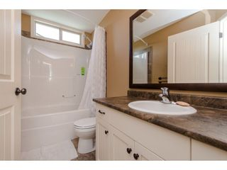 """Photo 16: 8 36169 LOWER SUMAS MTN Road in Abbotsford: Abbotsford East Townhouse for sale in """"Junction Creek"""" : MLS®# R2283767"""