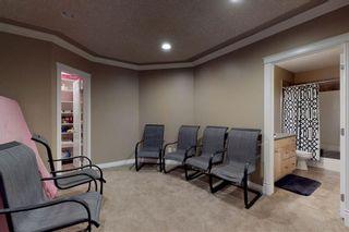 Photo 43: 417 OZERNA Road in Edmonton: Zone 28 House for sale : MLS®# E4253685