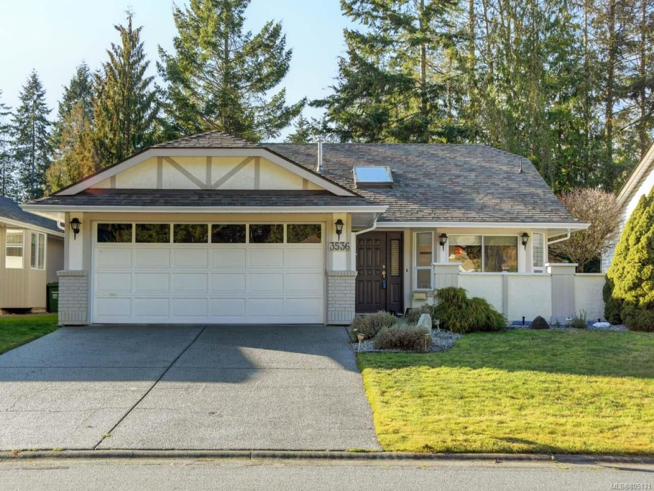 Main Photo: 3536 S Arbutus Dr in COBBLE HILL: ML Cobble Hill House for sale (Malahat & Area)  : MLS®# 805131