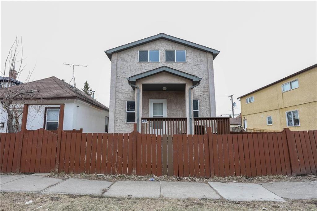 Main Photo: 400 Thames Avenue in Winnipeg: Elmwood Residential for sale (3A)  : MLS®# 202109055