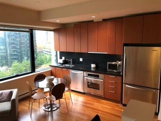 """Photo 5: 504 1333 W GEORGIA Street in Vancouver: Coal Harbour Condo for sale in """"THE QUBE"""" (Vancouver West)  : MLS®# R2575416"""